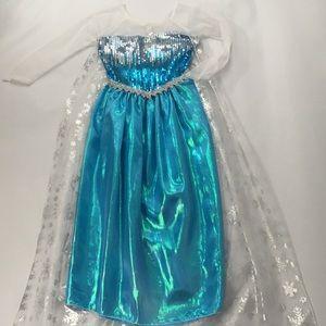 Other - Frozen Dress Size XL